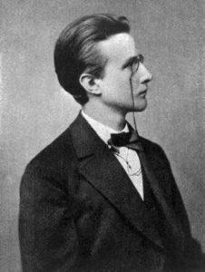Planck as a young man, 1878